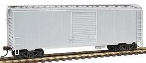Herpa 40 NSC Boxcar As-Built Undecorated HO Scale Model Train Freight Car #12999