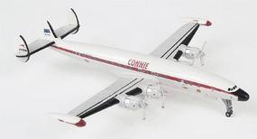 Herpa Lockhead L-1049G Connie Diecast Model Airplane 1/400 Scale #155539