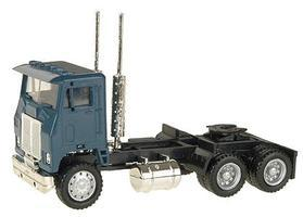 Herpa Road Commander Cabover w/2 Rear Axles - Painted HO Scale Model Railroad Vehicle #25237
