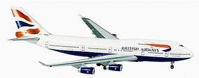 Herpa Bng 747-400 B.A.Untd Kngd - 1/500 Scale