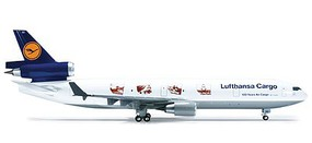 Herpa MD 11F Lufthansa 100 Year - 1/200 Scale
