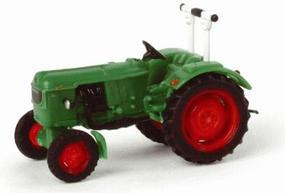 Herpa Tractors - Deutz - DL 40 w/Roll-Over Protective Bar N Scale Model Railroad Vehicle #65764