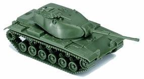 Herpa US/NATO - Heavy Tanks - M60/M60A1 - HO Scale Model Railroad Vehicle #740418