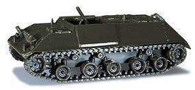 Herpa HS30 Morser German Army Tank HO Scale Model Railroad Vehicle #744010