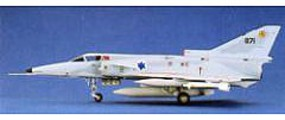 Hasegawa KFIR C2 Aircraft Plastic Model Airplane Kit 1/72 Scale #00237