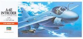 Hasegawa A-6E Intruder Plastic Model Airplane Kit 1/72 Scale #00338