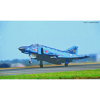 Hasegawa F-4EI Kai Phantom II Sea Camoflage Limited Plastic Model Airplane 1/48 Scale #07392