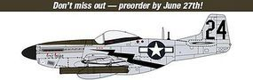 Hasegawa P-51D Mustang with Rocket Tubes Plastic Model Airplane Kit 1/32 Scale #08244