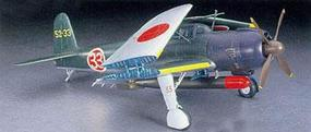Hasegawa Carrier-Borne Attack Bomber Tenzan Type 12 Plastic Model Airplane Kit 1/48 Scale #09061