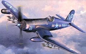 Hasegawa F4U-5N Corsair Plastic Model Airplane Kit 1/48 Scale #09075