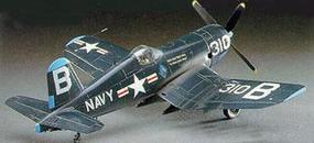 Hasegawa F4U-4 Corsair Plastic Model Airplane Kit 1/48 Scale #09125