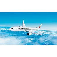 Hasegawa JAL B787-9 Plastic Model Airplane Kit 1/200 Scale #10722