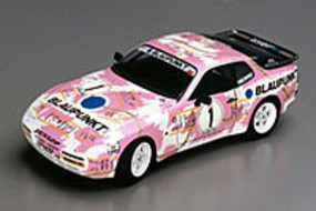 Hasegawa Porsche 944 Turbo Racing Plastic Model Car Kit 1/24 Scale #20315