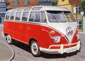 Volkswagen Model Kits