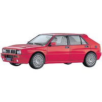 Hasegawa Lancia Delta HF Integrale Evoluzione Plastic Model Car Kit 1/24 Scale #24009