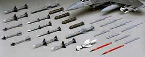 Hasegawa Aircraft Weapons V Plastic Model Military Weapons 1/72 Scale #35009