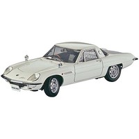 Hasegawa Mazda Cosmo Sport L10B with Figure Plastic Model Car Kit 1/24 Scale #52168