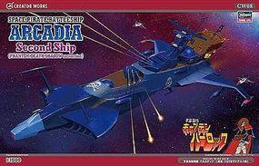 Hasegawa Space Models