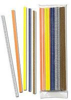 HObby-Stix Hobby Stix Swizzle Stick Sanders (15 assorted grits/Bag) Sandpaper Assortment #101