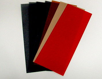 Hobby Stix Assorted 3''x8'' Hobby Sanding Sheets (2 ea of 5 diff grifts/Bag)