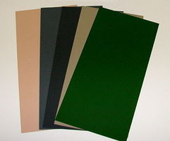 HObby-Stix Assorted Micro Fine 4x8 Hobby Sanding Sheets (5 diff grits/Bag)