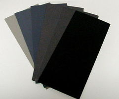 HObby-Stix Assorted Ultra Fine 3.5x8 Hobby Sanding Sheets (8 diff grits/Bag)
