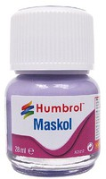 Humbrol 28ml. Bottle Maskol Rubber Masking Liquid