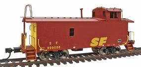 Intermountain CE-7 Waycar (Caboose) Southern Pacific Santa Fe #999088 HO Scale Model Train Freight Car #1089