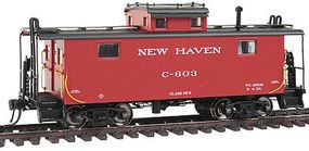 Intermountain Centralia Car Shops NE-5 Caboose New Haven HO Scale Model Train Freight Car #1204