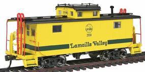 Intermountain Centralia Car Shops NE-5 Caboose Lamoille Valley HO Scale Model Train Freight Car #1225