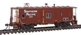Intermountain C-40-4 Bay Window Caboose Southern Pacific HO Scale Model Train Freight Car #1315