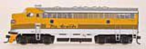 Intermountain EMD Diesel F7A Phase I Shell Kit - D&RGW HO Scale Model Train Diesel Locomotive #44011