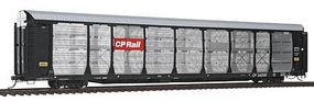 Intermountain Bi-Level Auto Rack on Flatcar Canadian Pacific HO Scale Model Train Freight Car #45264