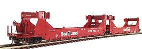 Intermountain Gunderson Twin Stack Five Unit Set Sealand (NYSW) HO Scale Model Train Freight Car #47603