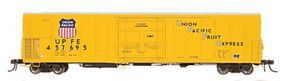 Intermountain R-70-20 Mechanical Reefer Union Pacific Fruit Express HO Scale Model Train Freight Car #48805