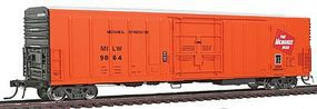 Intermountain R-70-20 Mechanical Reefer Milwaukee Road HO Scale Model Train Freight Car #48815