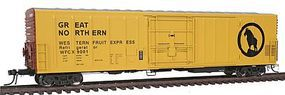 Intermountain R-70-20 Mechanical Reefer GN/Western Fruit Express HO Scale Model Train Freight Car #48820