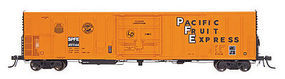 Intermountain R-70-20 Reefer Car SPFE Rstn HO Scale Model Train Freight Car #48825