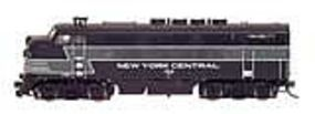 Intermountain EMD F3A without sound New York Central HO Scale Model Train Diesel Locomotive #49101