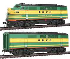 Intermountain FT A/B Set w/Snd WP - HO-Scale