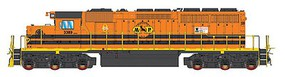 Intermountain SD40-2 No Snd G&W Marquet