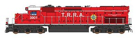 Intermountain SD40T-2 DCC/Snd TRRA - HO-Scale