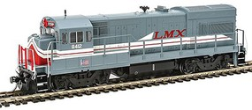 Intermountain U18 Dsl w/snd LMX - HO-Scale