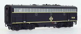 Intermountain EMD F-7B Smart Dummy Erie HO Scale Model Train Diesel Locomotive #495182