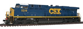 Intermountain GE ES44DC Loco w/Snd CSX - HO-Scale