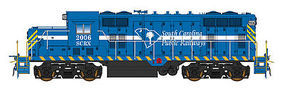 Intermountain GP16 Loco South Carolina Public Railways HO Scale Model Train Diesel Locomotive #49836