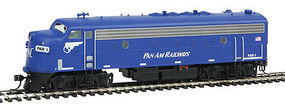 Intermountain FP9 without Sound Pan Am HO Scale Model Train Diesel Locomotive #49979