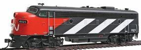 Intermountain EMD FP9 - Standard DC - Canadian National HO Scale Model Train Diesel Locomotive #49988