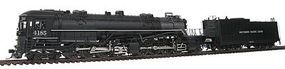 Intermountain AC-8 4-8-8-2 Cab-Forward Southern Pacific #4185 HO Scale Model Train Steam Locomotive #59061