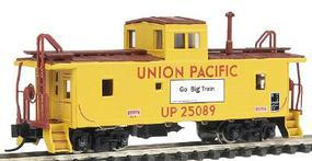 Intermountain CCS CA-3/4 Waycar Union Pacific N Scale Model Train Freight Car #6065